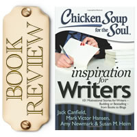 Book Review: Chicken Soup for the Soul: Inspiration for Writers