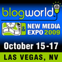 BlogWorld Expo 2009