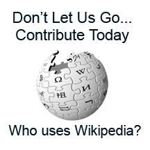 Travel Writers, Wikipedia needs our support