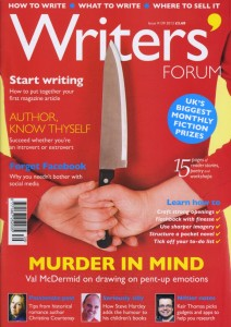 WritersForumCover