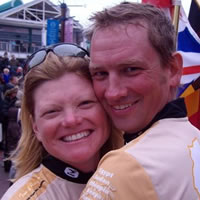 Travel Writers DaveAndDeb, Canada's Adventure Couple