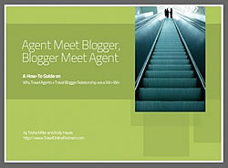 Agent Meet Blogger, Blogger Meet Agent ebook