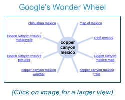 Google's Wonder Wheel