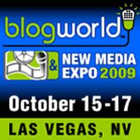 BlogWorld Expo 2009