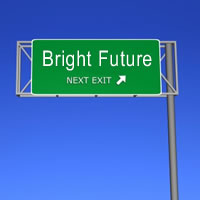 A bright future in travel writing
