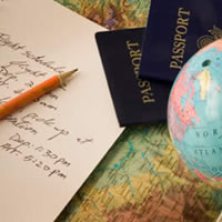 Planning your around the world trip