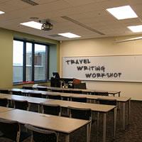 travel writers workshops